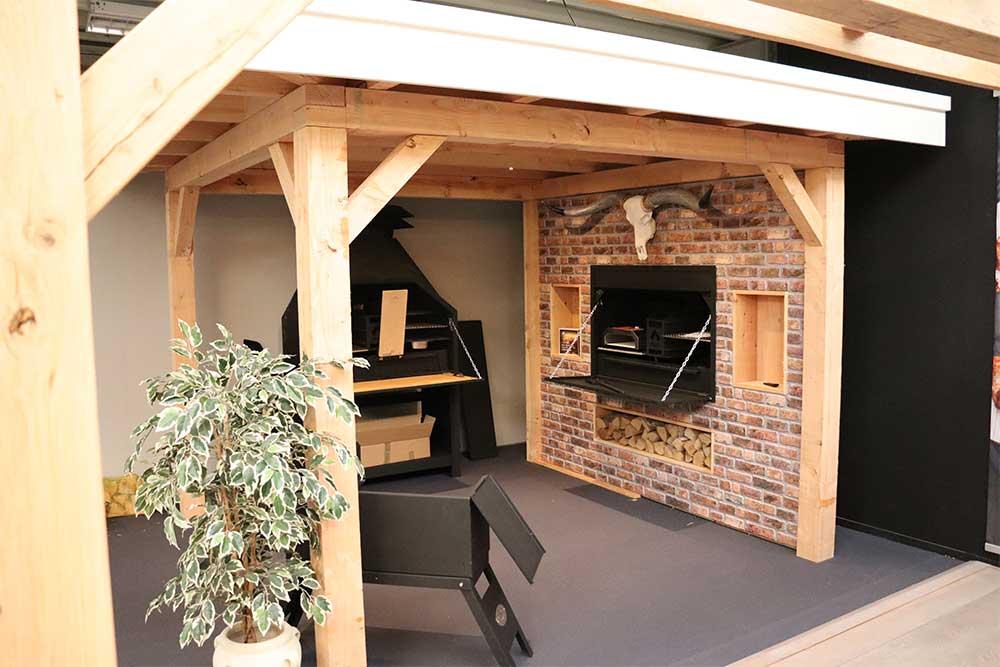 Showroom Ventana Outdoor Living IJsselstein